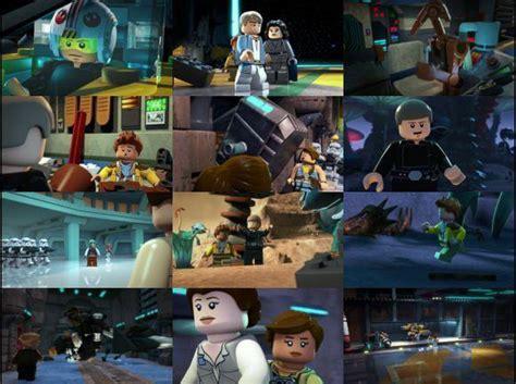 film perang lego lego perang bintang the freemaker adventures season 1