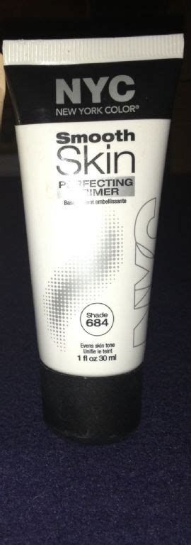 New York Color Smooth Skin Perfecting Primer Shade 684 1 Fl Oz Pack Of 4 Jet New York Color Smooth Skin Perfecting Primer Reviews Photos Makeupalley