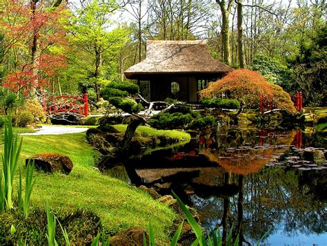 Japanese Garden | beautiful japanese garden garden water gardens pinterest