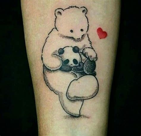 tattoo urso panda significado pin by juanita acu 241 a on tattoo