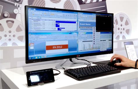Widescreen Display Now Available On A Near You by On With Lg S 21 9 Monitors The Register