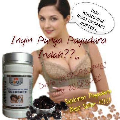kudzuvine root extract softgel wootekhpembesar payudara suplemen payudara best seller kudzuvine root extract softgel