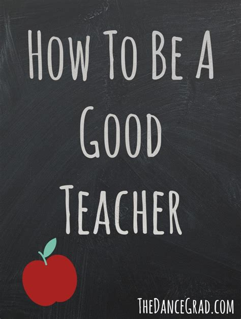 educator how to teach with superior skills and success books how to be a thedancegrad