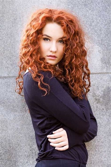 34 new curly perms for hair makeup hair nails