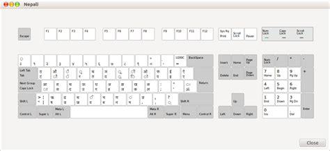 keyboard layout nepali unicode help with using nepali unicode keyboard layout romanized