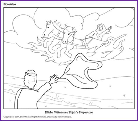 Elisha Coloring Pages Whirlwind Pictures To Pin On Elisha Coloring Page