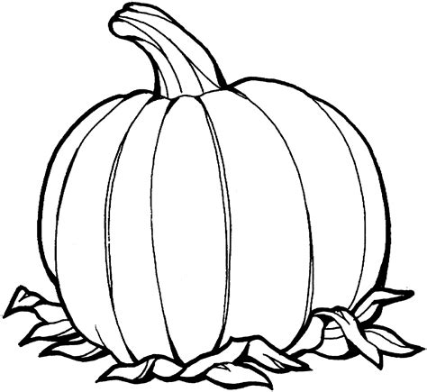 Pumpkin Coloring Pages Images | free printable pumpkin coloring pages for kids