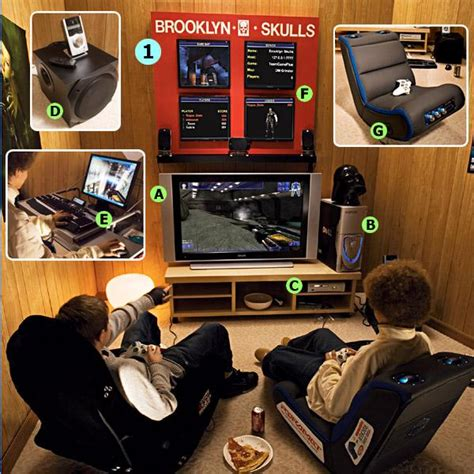 cool gaming rooms build it the ultimate room pcmag