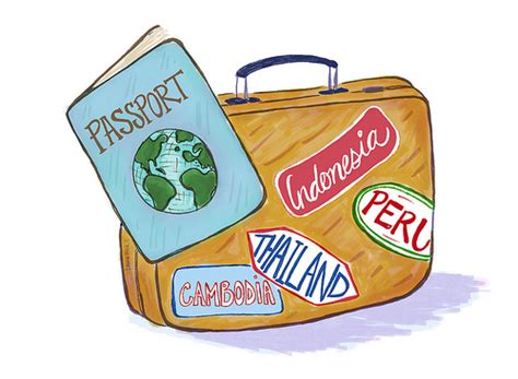 travel clip travel clipart clipart panda free clipart images