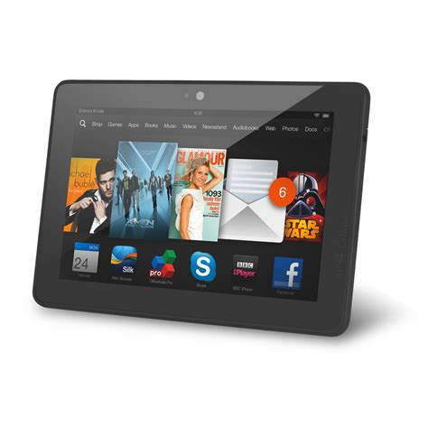 What Kind Of Gift Card For Kindle - amazon kindle fire hdx 7 quot 32gb wi fi tablet w 2 2ghz quad core processor black ebay