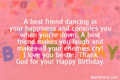 Best Friend Quotes Birthday Birthday Dance Quotes Quotesgram