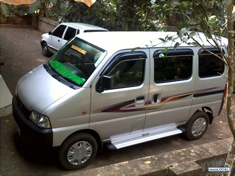 Maruti Suzuki 2nd Cars Maruti Suzuki Eeco Kerala Mitula Cars