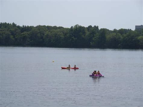 boating in boston lake cochituate kayaking boston kayaking charles river