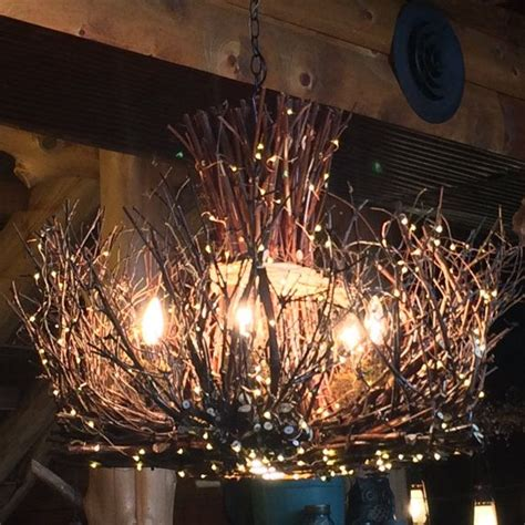 grapevine lighting of the tree 17 best ideas about branch chandelier on