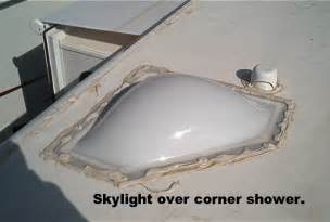 rv skylights square rectangular