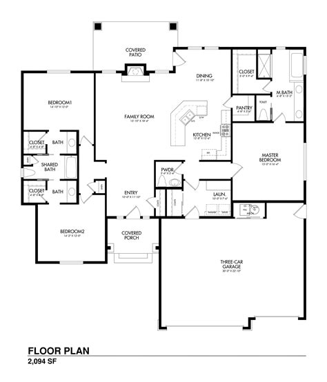 the summit floor plan the summit aspen homes
