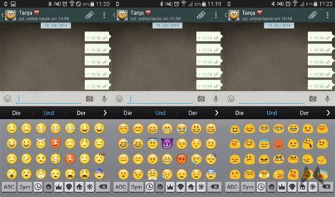 emoji switcher emoji switcher f 252 r android smileys wechseln leicht