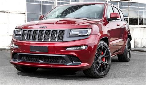 2019 jeep srt8 2019 jeep grand srt8 upcoming car redesign info
