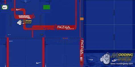 desain keren kit jersey pes2013 template nike by nezha d35 pro evolution soccer 2013
