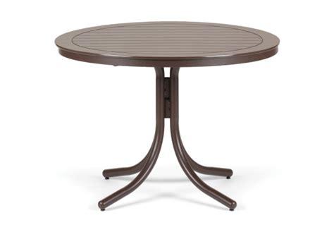 Pool Furniture Supply Telescope 42 Quot Marine Grade Polymer Marine Dining Table
