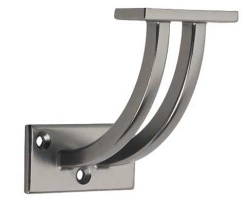 Banister Wall Brackets by Gun Metal Wall Handrail Bracket Newel Posts