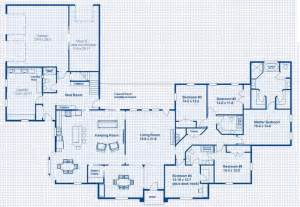 Single Story 5 Bedroom House Plans one story 5 bedroom house plans house design ideas