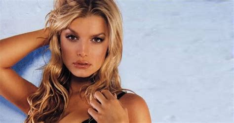 hollywood actress model beauty models hollywood actress jessica simpson in hot