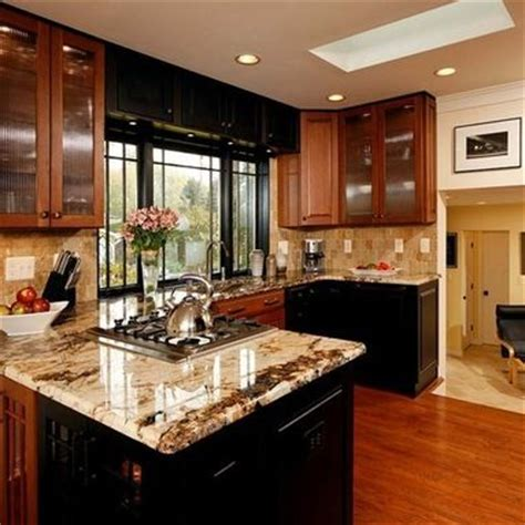 Kitchen Designs With Granite Countertops Peenmedia Granite Countertops Kitchen Design Ideas Pictures Remodel And Decor Kitchen Ideas