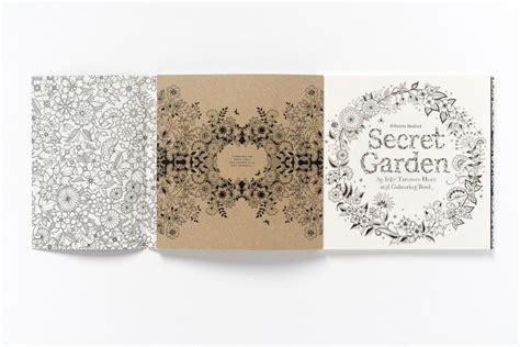 secret garden colouring book cover color and explore with secret garden an inky treasure