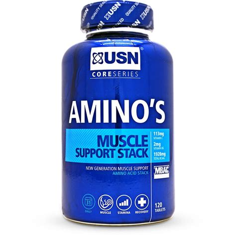 Wellness Tribulus Stack 30 by Usn Aminos
