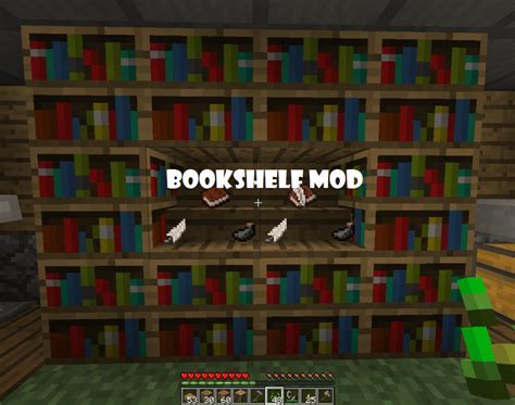 bookshelf mod 1 12 1 1 11 2 1 10 2 file minecraft
