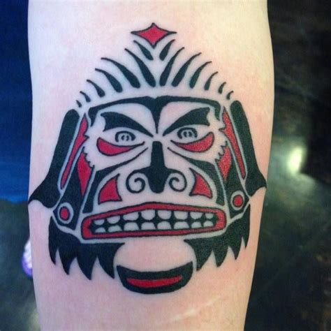 north american tribal tattoos 9 best images about sasquatch bigfoot on the