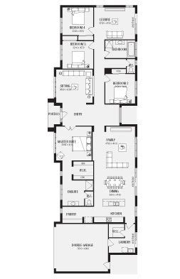 davenport new home floor plans interactive house plans