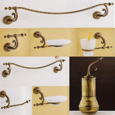 accessori bagno ottone accessori bagno bronzo ultime