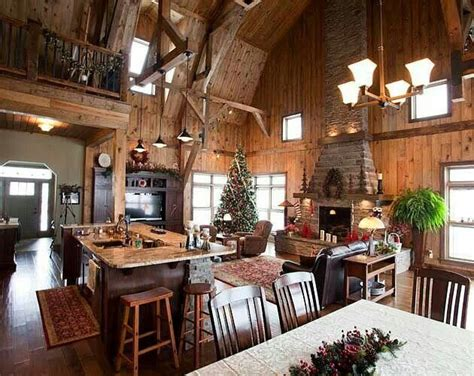 remodeled barn house home
