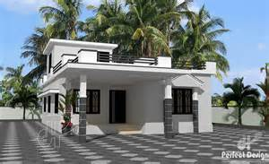1100 sq ft beautiful and simple home kerala home design simple design home kerala home design and floor plans