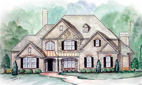 country french house plans rustic house plans 3 bedroom eplans french country house