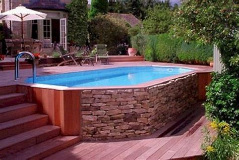backyard pool ideas on a budget top 72 diy above ground pool ideas on a budget fres hoom