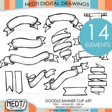 Seventeen Handbanner 1 banner clipart set by nedti by nedti on deviantart