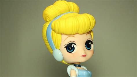 Qposket Disney Princess Cinderella cinderella qposket disney characters figure シンデレラ ディズニーキャラクターズ フィギュア