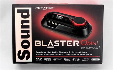 Usb Sound Card Creative you need a usb sound card creative sound blaster omni surround 5 1 usb reviewed vr world