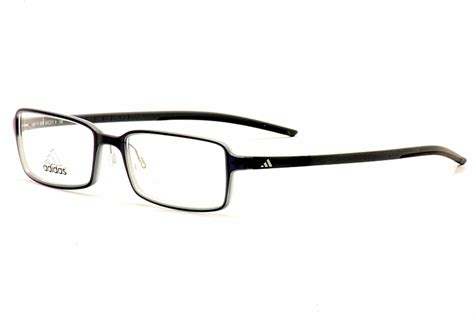 adidas eyeglasses a691 6052 matte smokey lite fit optical