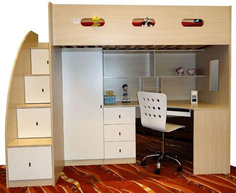 bunk bed desk combination bunk bed desk combination is the best choice for children