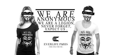 T Shirt Anonymous 01 des anonymous font retirer des t shirts anonymous de la