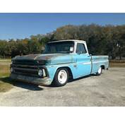 Purchase Used 1966 Chevrolet C10 Pickup Truck OG Paint Lowered Hot Rod