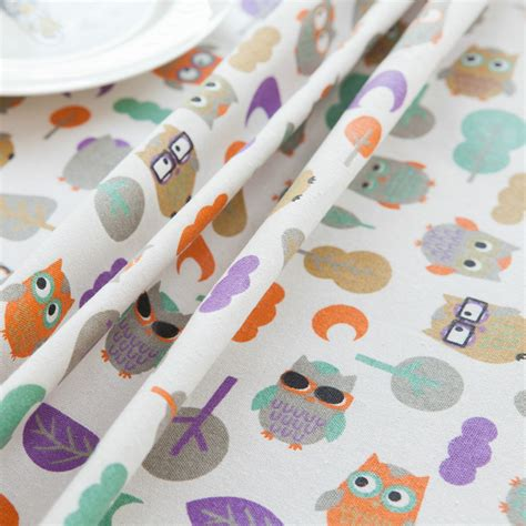 Owl Patchwork Bag 02 popular cotton owl fabric buy cheap cotton owl fabric lots