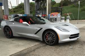 Chevrolet Corvette Stingray 2015 Chevrolet Corvette Stingray Z51 Review Update 3