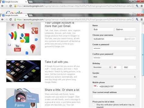 membuat gmail dari google indo kid xp cara membuat email dari google gmail