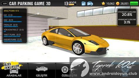 car parking game mod apk car parking game 3d v1 01 011 80 mod apk para hileli