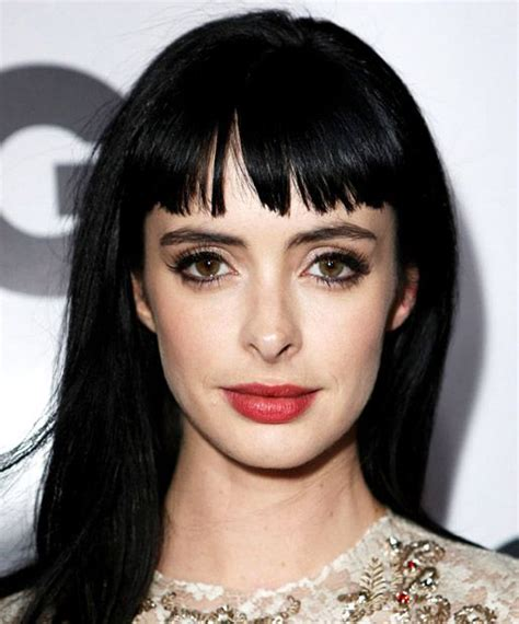 hair bangs blunt square gorgeous bangs for every face shape angular face baby
